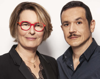 NATALIA MENENDEZ & LUIS LUQUE